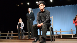 "Drama's opening of a new kind of fall play: ""The Laramie Project"""