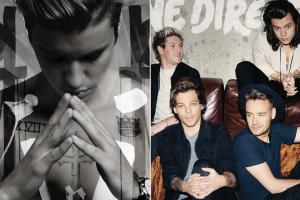 Album comparison: One Direction's Made in the A.M. vs. Justin Bieber's Purpose