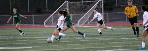Girls soccer: Team suffers 3-1 loss to Leigh HS