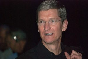 """Tim Cook's remarks about cheap computers being """"test machines"""" raise questions at MVHS"""