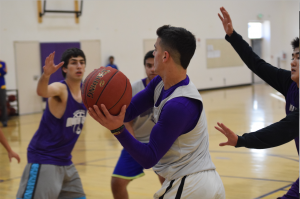Boys basketball: Familiar faces, new expectations