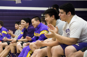 Sights and sounds: Wrestling takes down Palo Alto 55-21