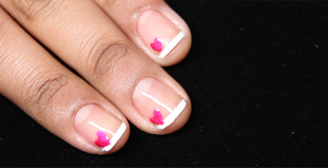 Homemade Hipster: Five Valentine's Day themed nail art ideas