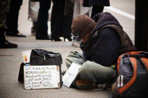 Homeless shunted aside as San Francisco prepared for Super Bowl