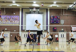 Liveblog: Boys volleyball takes on Cupertino HS