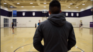 A Day In the Life of: Athletic trainer Javier Margarito