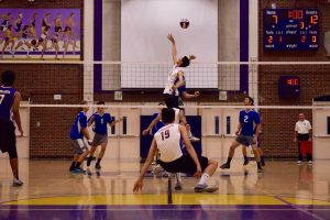 Boys volleyball: MVHS beats Los Altos HS in round two of CCS playoffs