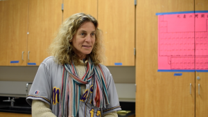 Celebrating Moms: Being their own teacher