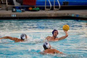 Boys Waterpolo: MVHS loses close game to Palo Alto HS