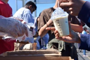 PHOTO GALLERY: Students purchase food at Club Food Day