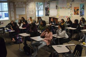 Girls' Empowerment project spreads to MVHS
