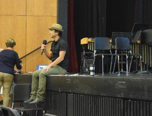 A conversation with Stanford alumnus Donnovan Somera Yisrael