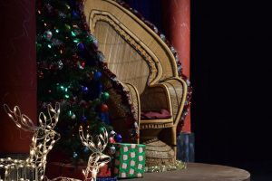 MVHS Advanced Drama Class hosts annual Santa Workshop