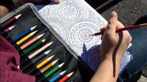 Do stress relieving coloring books really work?