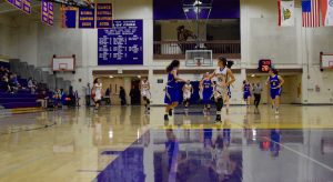 Girls basketball: Team defeated by Santa Clara HS 41-55