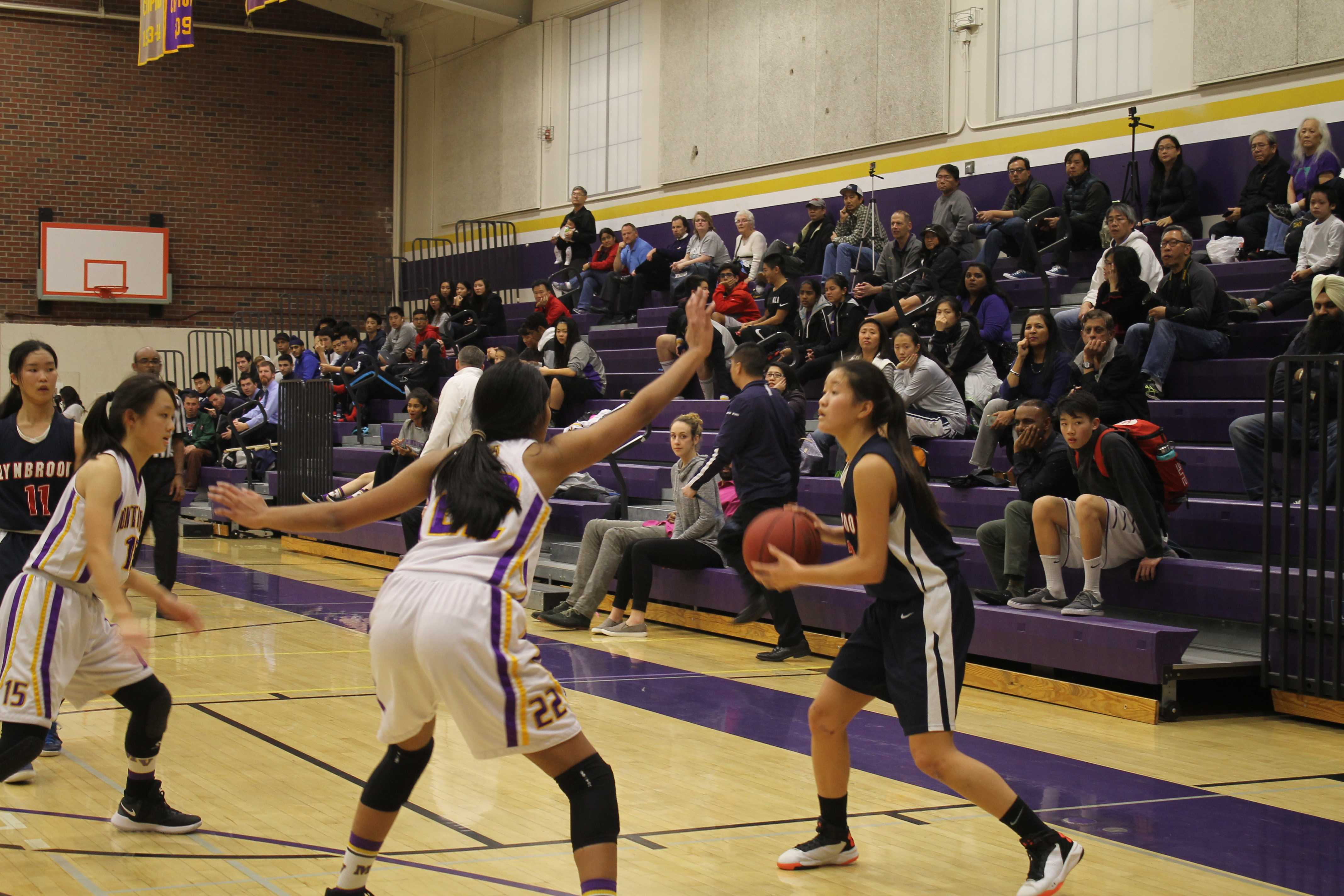 Girls basketball: MVHS makes a comeback in fourth quarter to beat Lynbrook HS