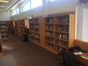 The dilemma over the library's floor