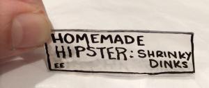 Homemade Hipster: Shrinky Dinks