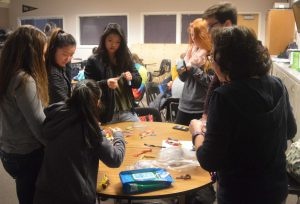 Ohana club offers support for its members through bonding activities