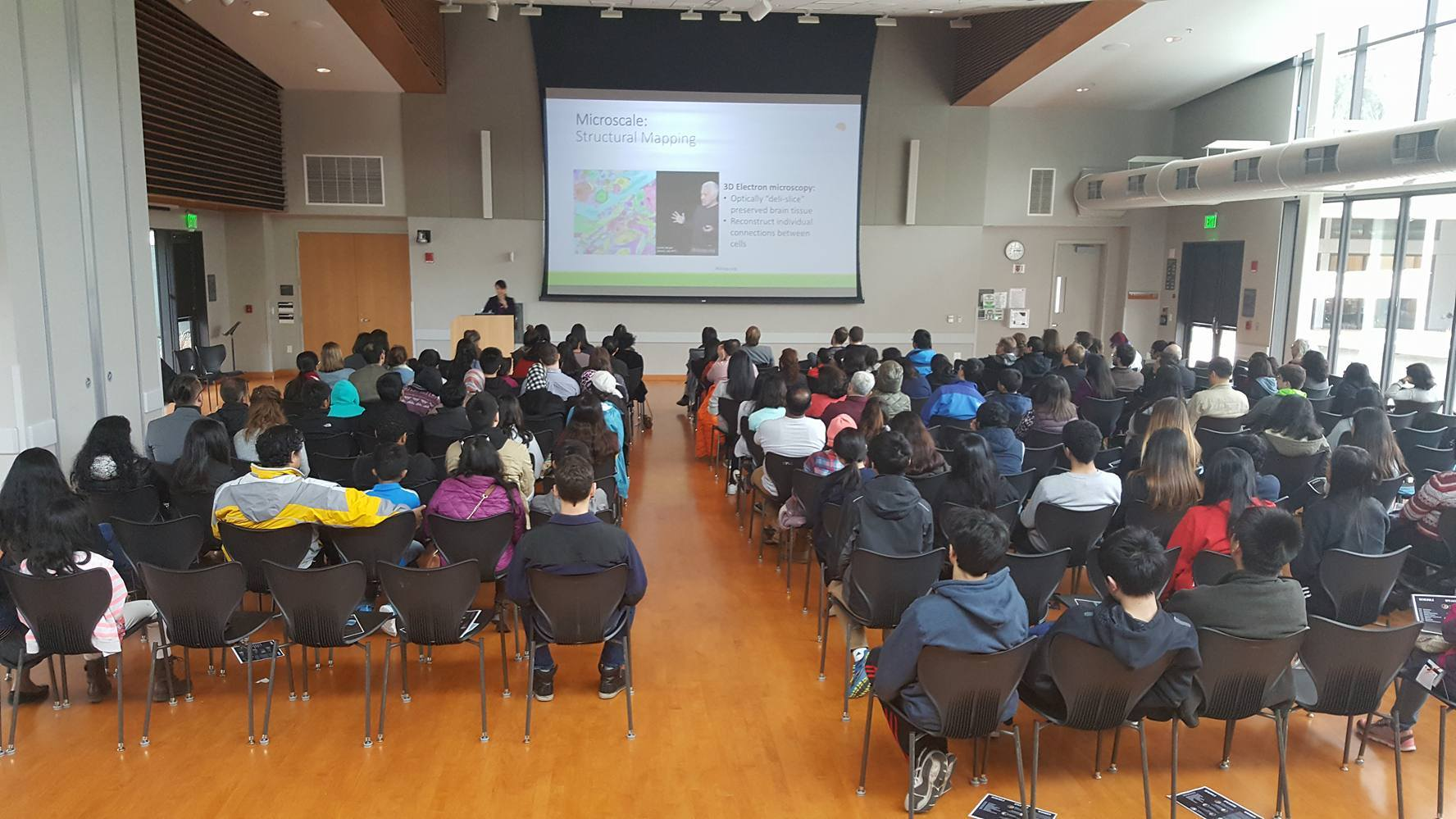 Neuroscience Club kicks off semester with two events
