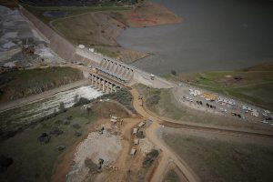 Problems for Oroville Dam
