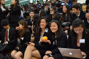 Competitions and citrus: MVFBLA attends Bay Section conference