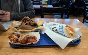 Restaurant Roulette: Nick the Greek