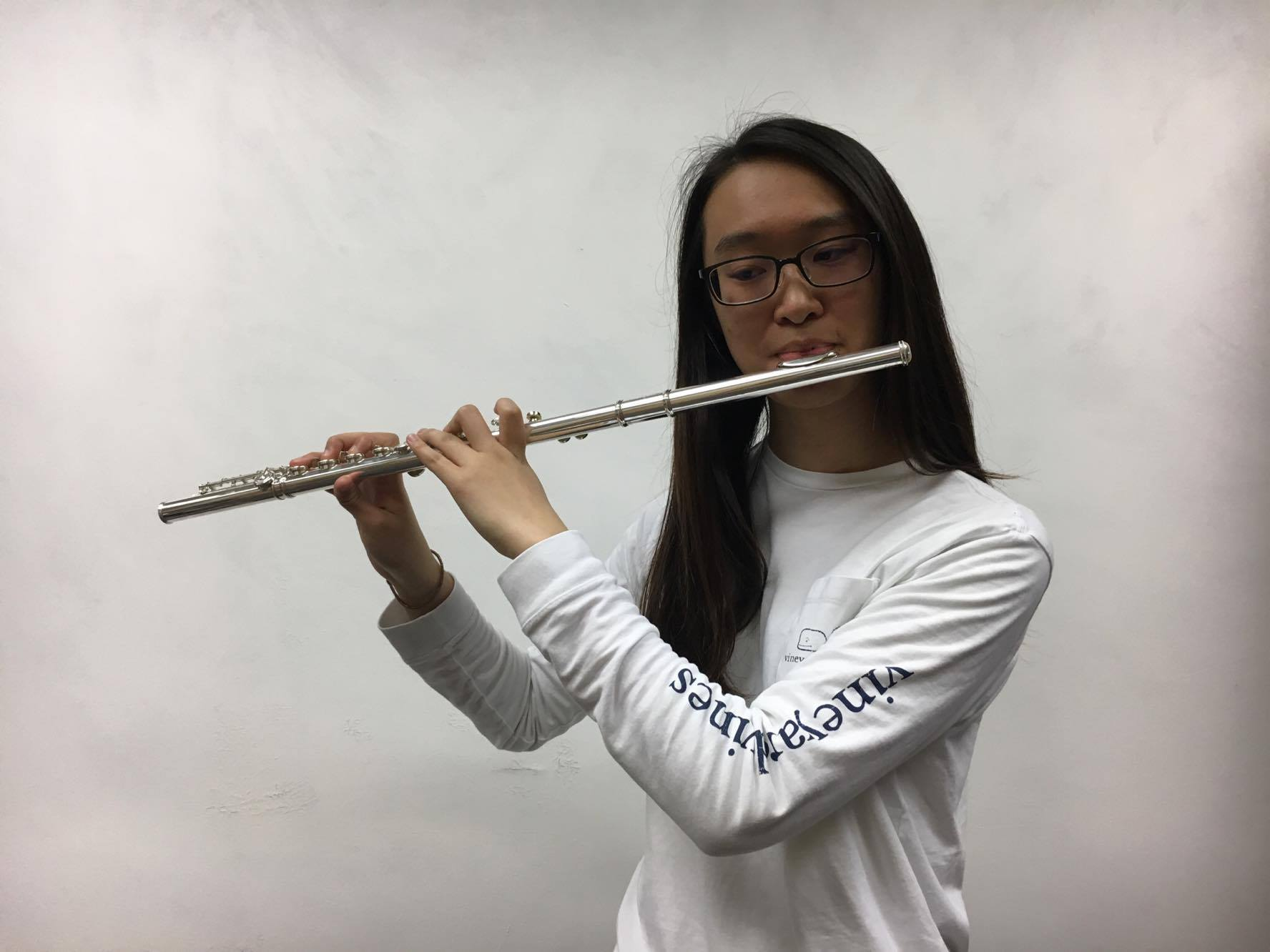 Music from Musicians Society: Flute player Cindy Chang
