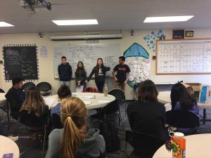 ASB Officers Host 2017-2018 Information Session