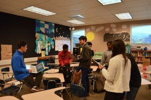 Speech and Debate holds practice time for upcoming tournaments