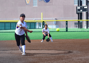 Softball: Team conquered by Mountain View HS 1-3