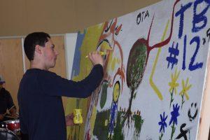 MVHS' Art department holds an open-to-all art festival