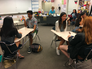 Ohana club holds officer interviews for the 2017-18 school year