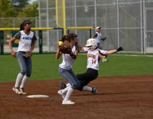 Softball: Nail-biting senior night game against Los Altos HS ends in victory