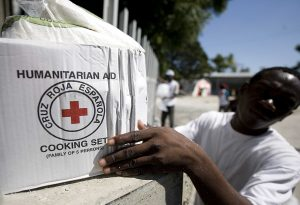 Red Cross around the world: An infographic