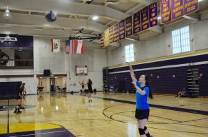 Girls volleyball: Keeping up the legacy