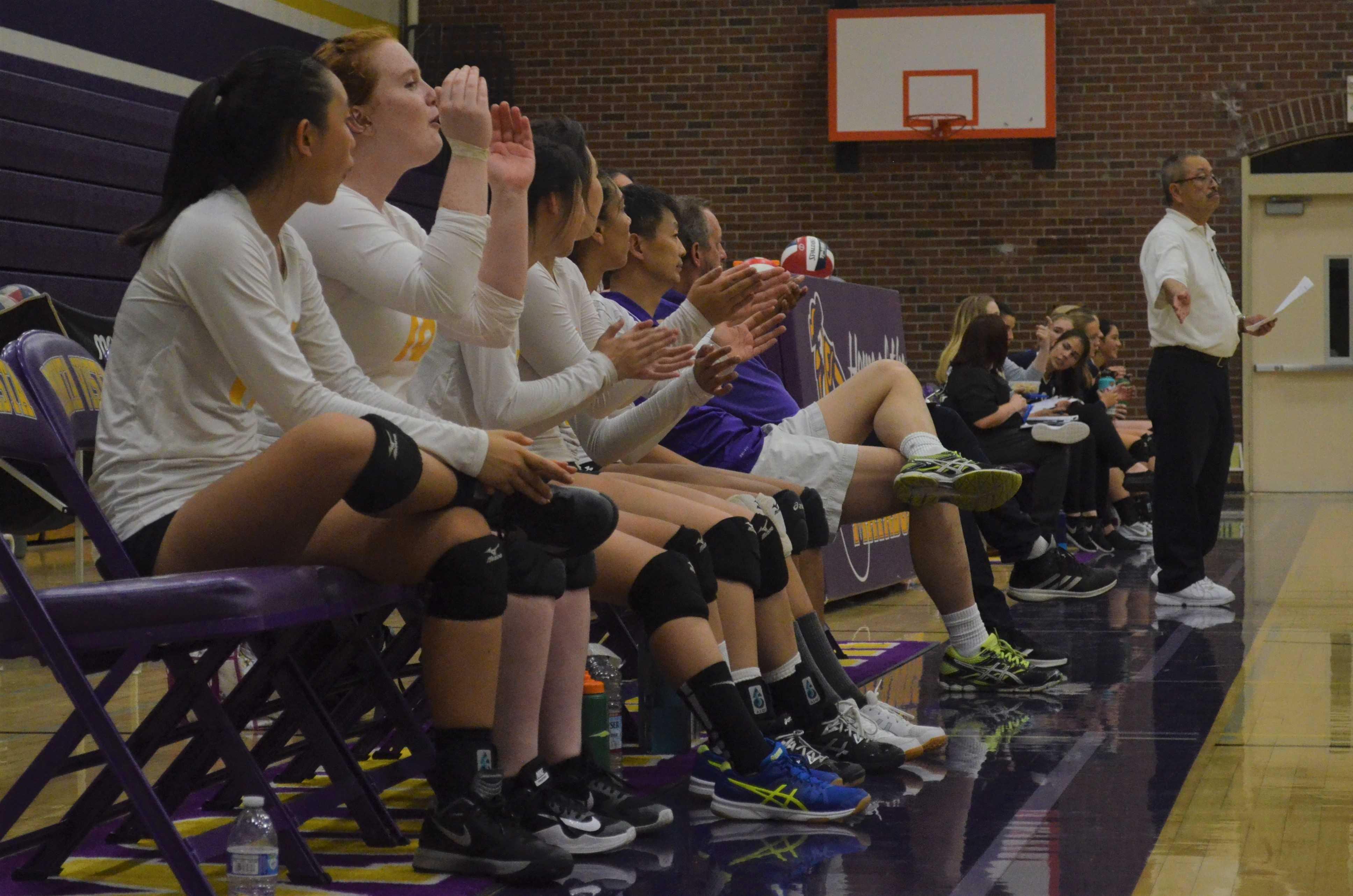 Girls volleyball: Team falls to Branham HS