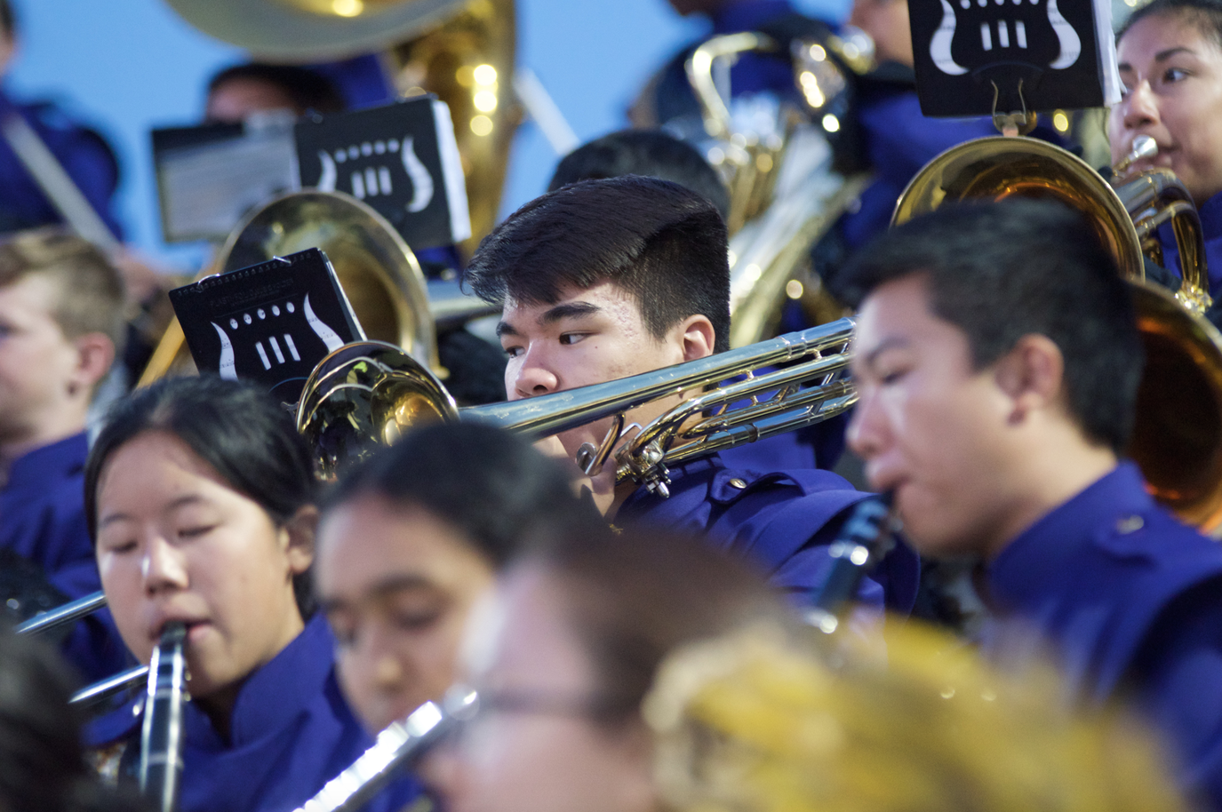 Marching Band's show-stopping debut