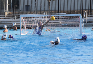Girls water polo: Team victorious in must-win game against Harker HS