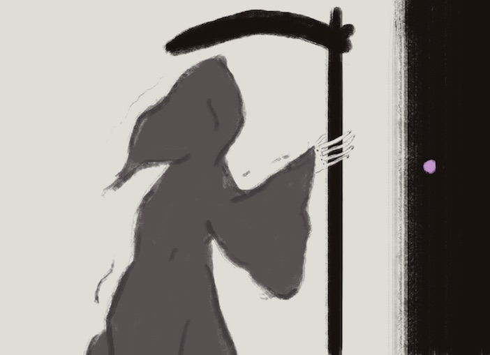 When death comes knocking: how different people answer the door