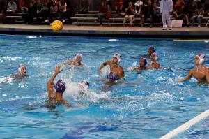 Boys water polo: Team loses to Los Gatos HS 6-10