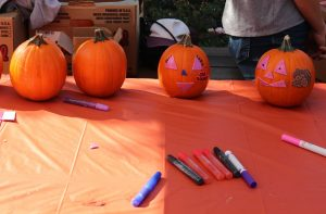 A walk through Main Street Cupertino's Pumpkin Palooza