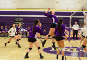 Girls volleyball: Team wins first round of CCS playoffs
