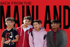 Back from the Mainland: The making of a boy band