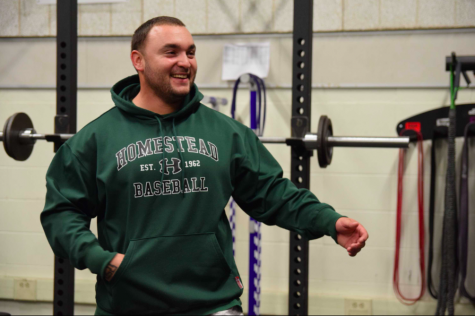 Off the mat: Ceazar Agront shares his experiences as a long-time athlete and MVHS's new wrestling coach