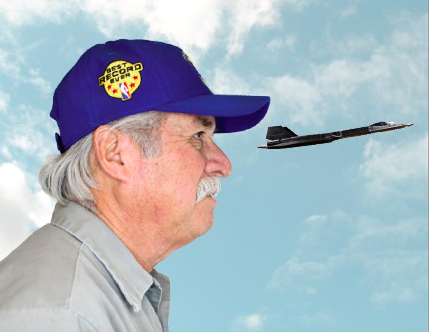 Taking flight: custodian Tom Orsua discusses his retirement plans