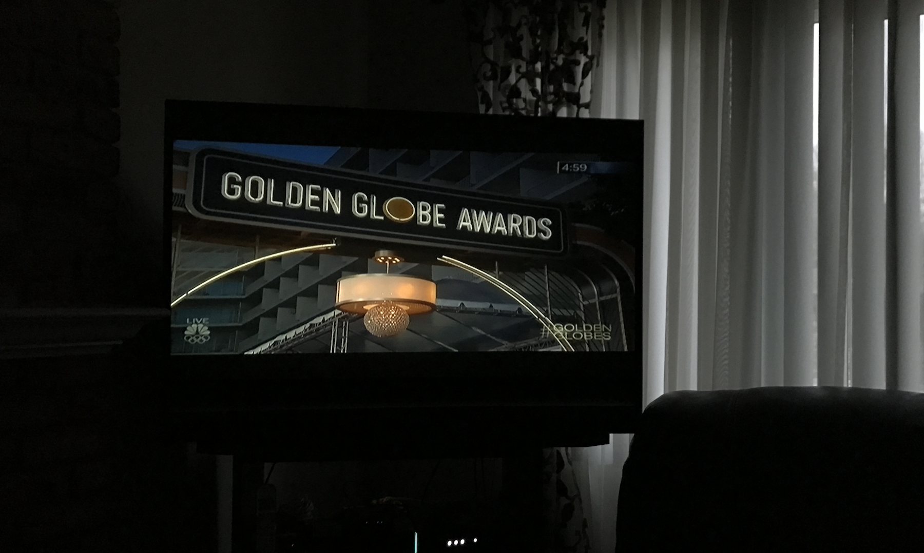 Why did everyone wear black to the Golden Globes?