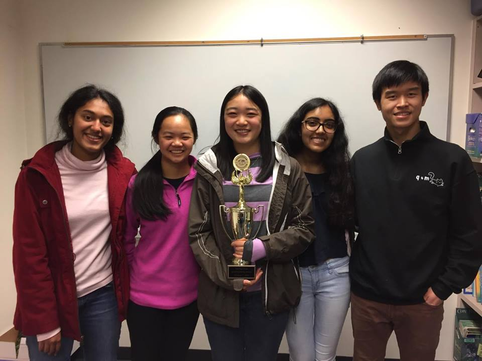 Science Olympiad's competition season begins