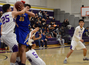 Boys basketball: MVHS loses senior night game against Santa Clara HS