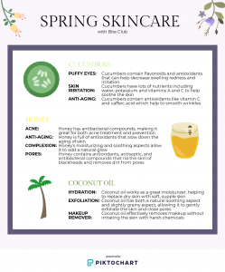 Spring Skincare with Bite Club